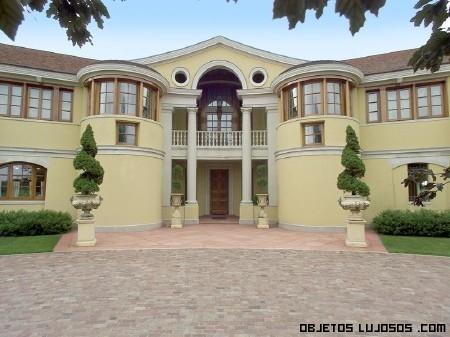 fachadas de casas más caras