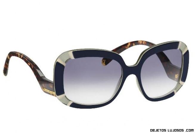 gafas de pasta lujosas