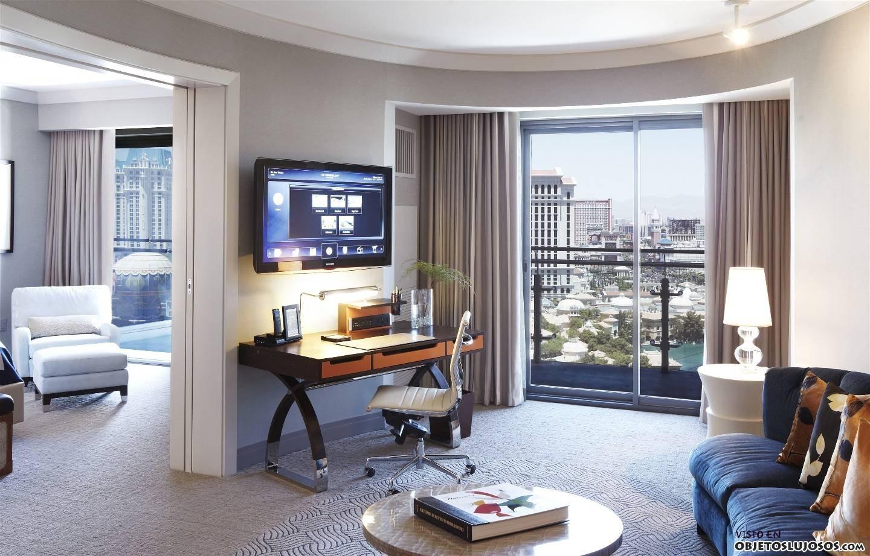 habitación hotel the cosmopolitan