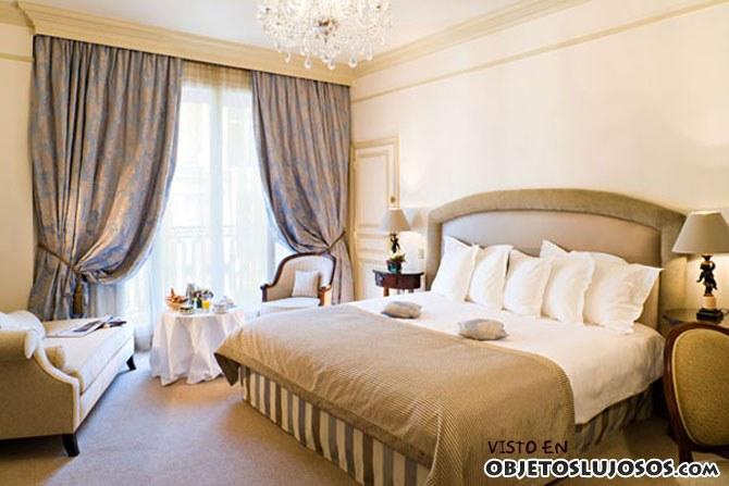 habitación hotel vernet