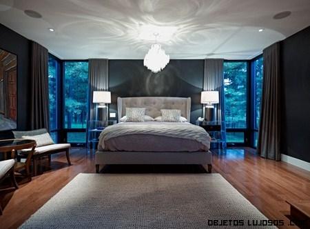 habitaciones de lujo