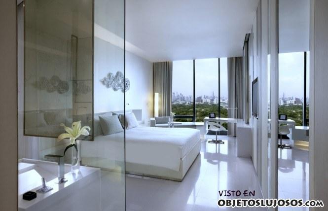 habitaciones hotel So Bangkok