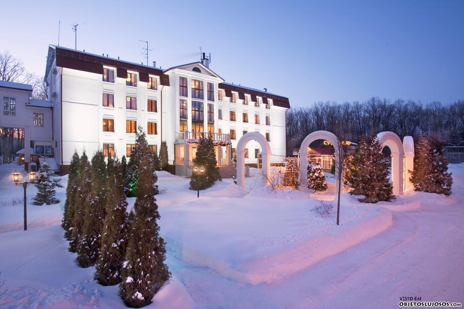 hotel yar en Rusia