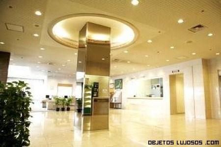 decoración de hoteles de lujo