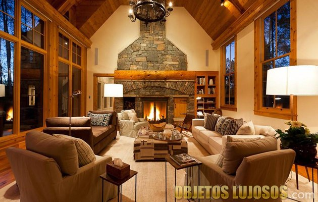 interior casa jerry seinfeld