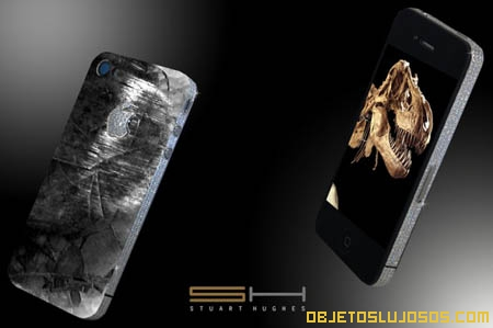 iphone-de-diamantes-con-restos-de-dinosaurio