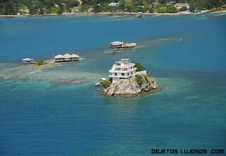 vacaciones de lujo en islas
