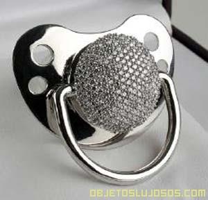 Chupete de Diamantes