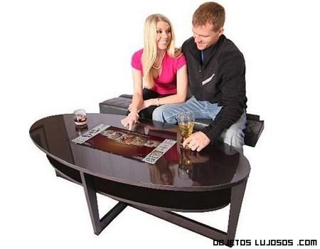 mesas con nuevas tecnologías