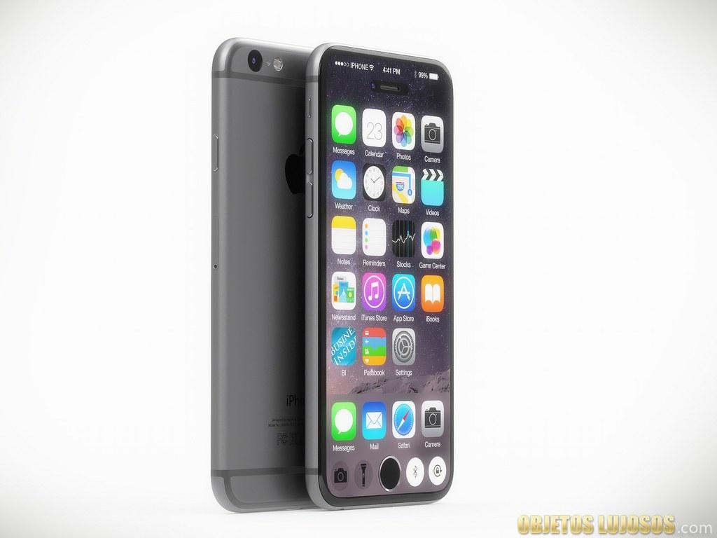 nuevo movil iphone 7