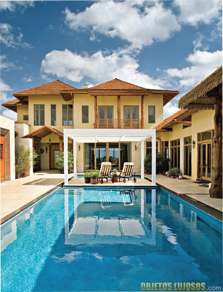 piscina acqua liana