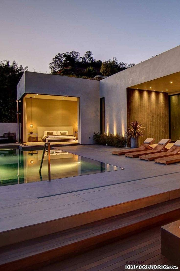 piscina casa Doheny