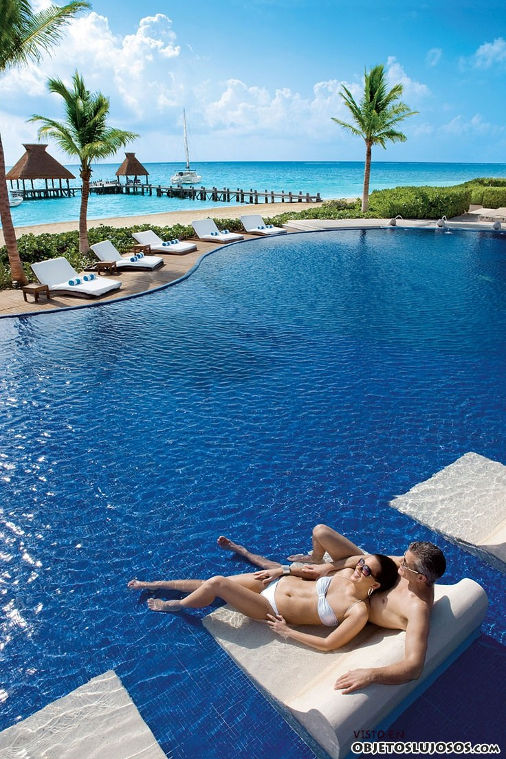piscina del resort paraíso de la bonita