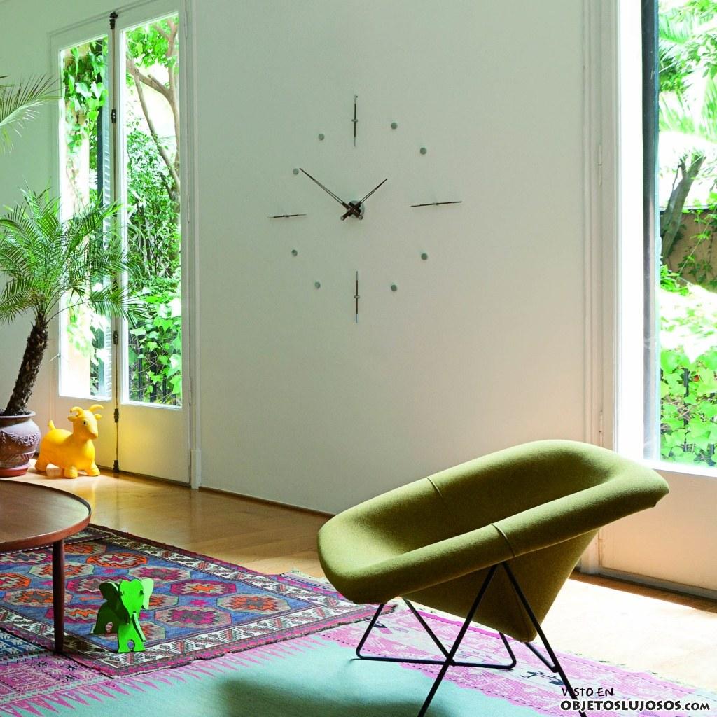 Reloj original y de lujo