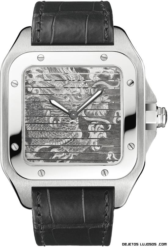 relojes con correas de cuero