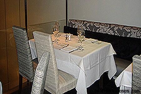 restaurante con especialidades gratronómicas
