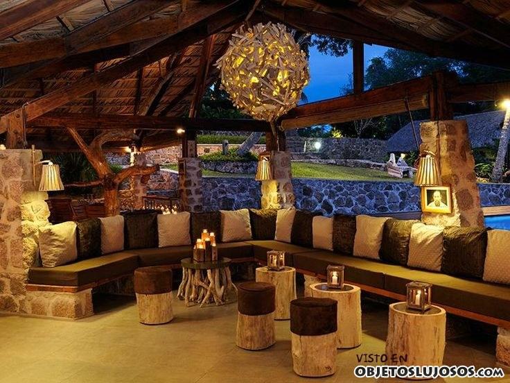Restaurante en Seychelles