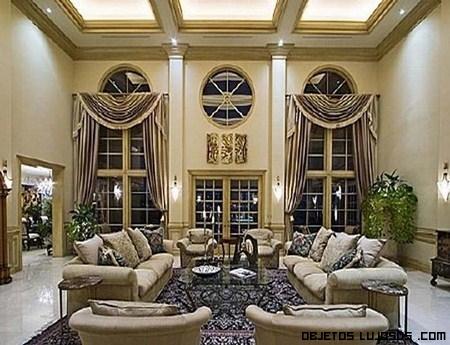 salones clásicos de lujo