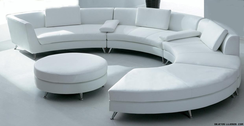 sofás de diseño lujosos