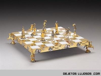 tableros de oro