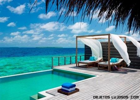 piscinas privadas de lujo