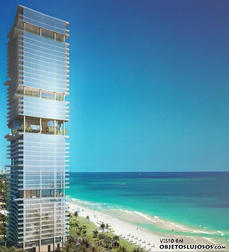torre en Miami Beach