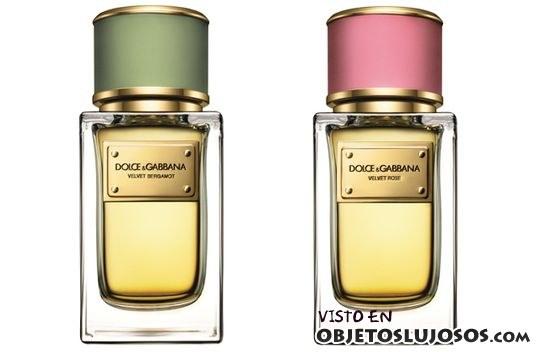 Velvet Rose y Velvet Bergamot perfumes