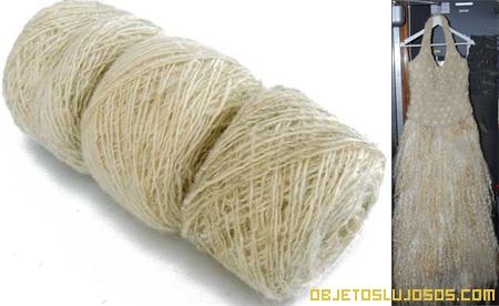 vestido-de-novia-hecho-con-lana-de-oveja