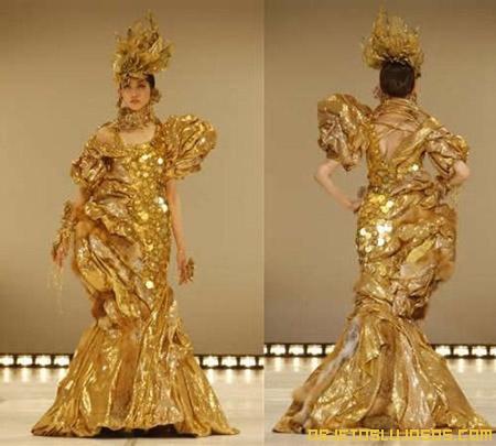 vestido-de-oro