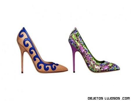 zapatos de diseñadores de moda