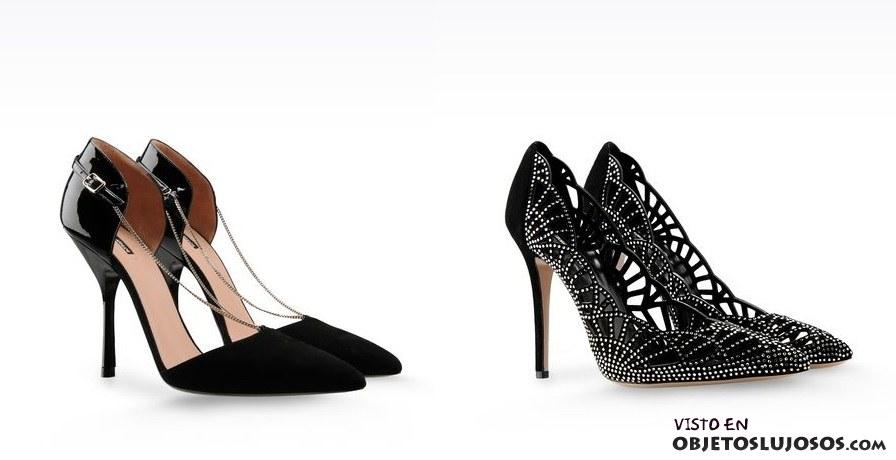 zapatos de fiesta Armani