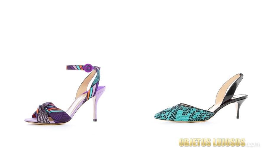 zapatos de tacón Andrew