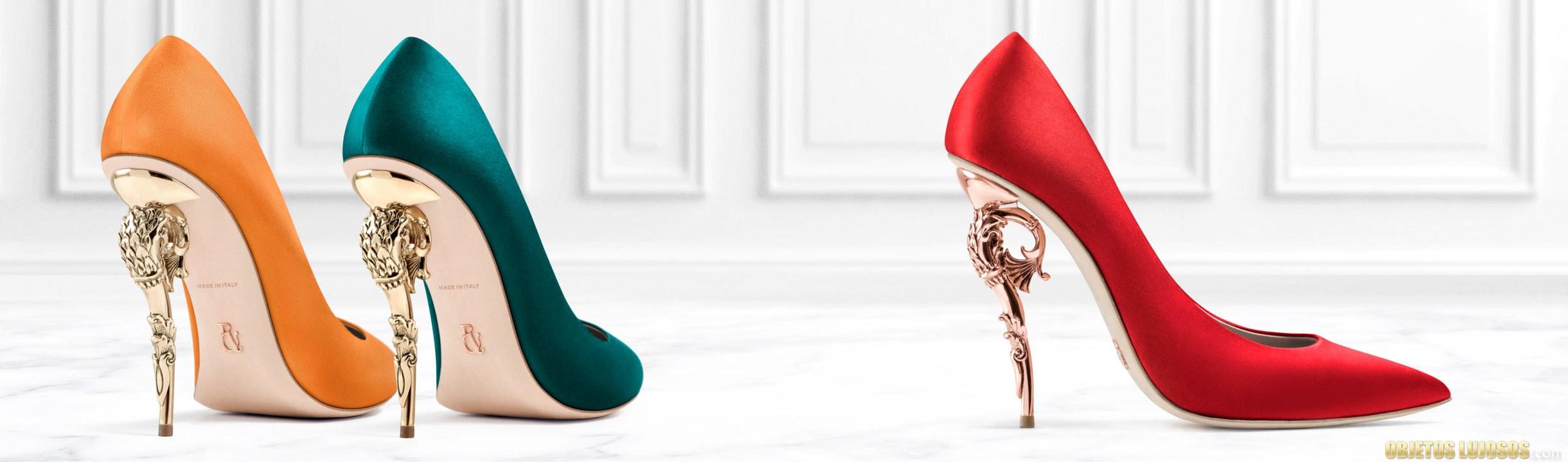 zapatos de tacón ralph and russo