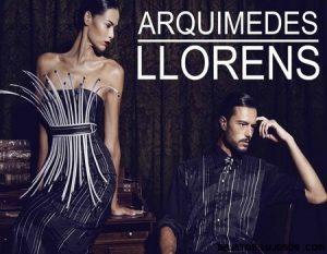 Arquímedes Llorens y su moda de fiesta