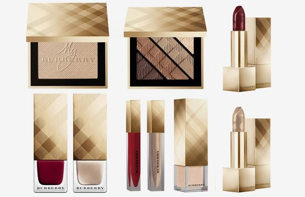 Maquillaje Burberry Winter Glow