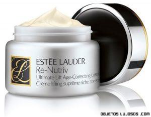 Estée Lauder y su crema antiedad Re-Nutriv