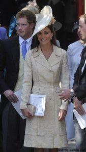 Duquesa de Cambridge de Boda