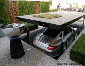 Nueva solución para hacer un garaje en casa