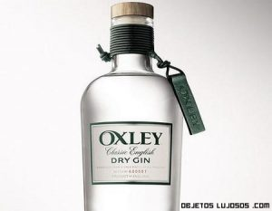 Una ginebra exclusiva llamada OXLEY
