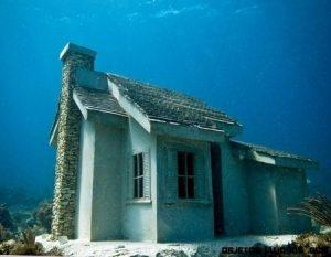 Un museo debajo del mar