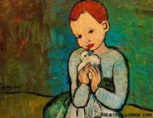 Famoso cuadro de Picasso