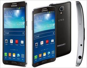 Nuevo Samsung Galaxy Round