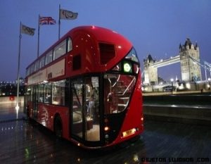 Nuevo diseño del bus Londinense