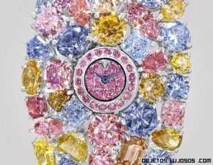 Reloj ultra-lujoso de Graff Diamonds