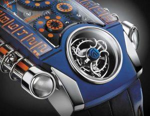 El reloj Pinball de Christophe Claret