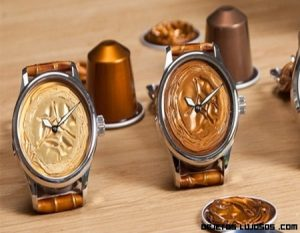 Un reloj original y lujoso