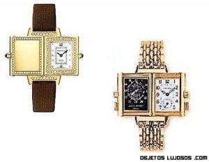 El reloj reverso de Jaeger LeCoultre