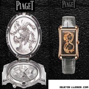 Relojes Piaget para conmemorar el Año de Dragón