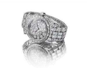 Relojes de diamantes