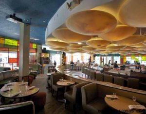 Restaurante Sushi Samba Dromo en Miami